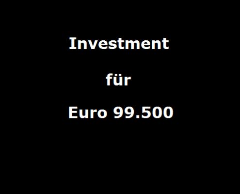 investment für 0099