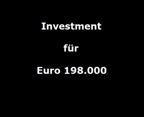 investment für 0198